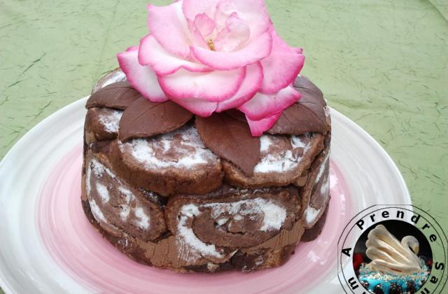 Marquise royale au chocolat - Photo par A Prendre Sans Faim
