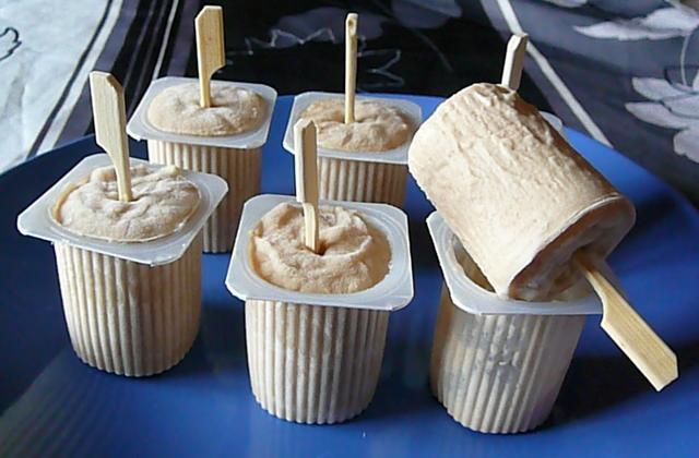 Glace au yaourt - Photo par noelinw