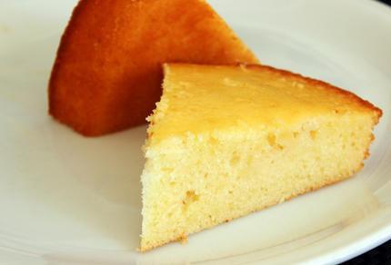 Gâteau au yaourt allégé - Photo par lisouloun