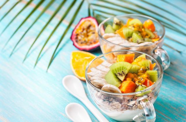 5 recettes salées et sucrées délicieuses avec du fruit de la passion - Photo par 750g
