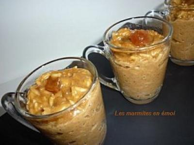 Le riz au lait de coco aux épices et aux fruits des iles - Photo par les_marmites_en_emoi