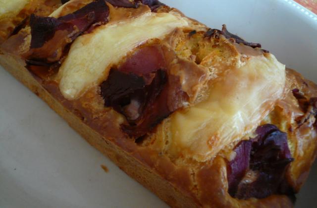 Cake façon raclette - Photo par jpdojp