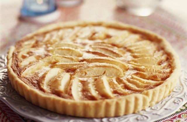 Tarte aux pommes et cannelle - Photo par davidch6