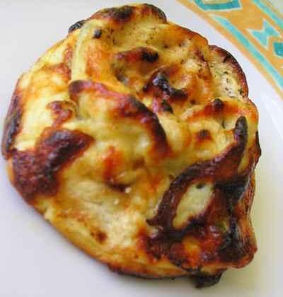 Flan au roquefort - Photo par candice