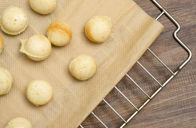 Cake Pops jambon et fromage - Photo par clothiX