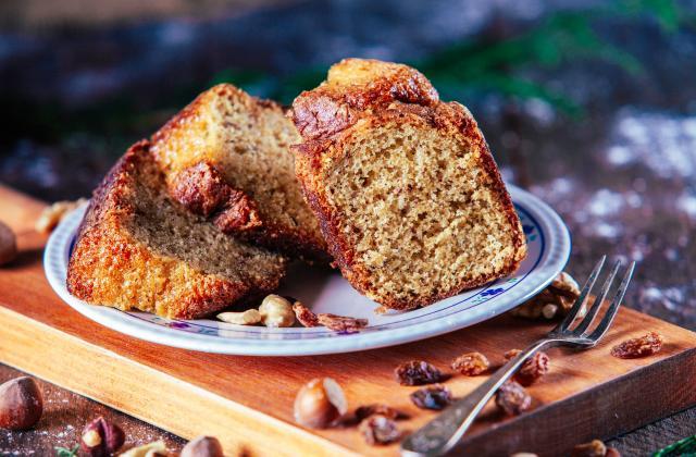 Gâteau sans farine aux noisettes : Le creusois - Photo par 750g