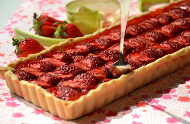 5 recettes fraises et rhubarbe au top - Photo par Les recettes de Juliette