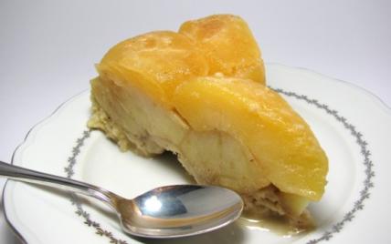 Tarte tatin sans gluten - Photo par lafaimdesdelices