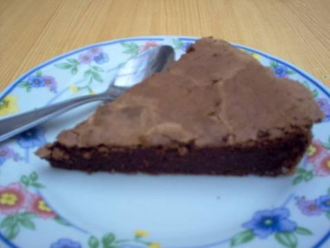 Gâteau chocolat sans matières grasses de Christophe Felder - Photo par 750g