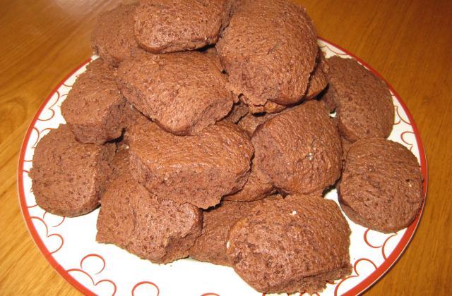 Scones au chocolat - Photo par maman patou