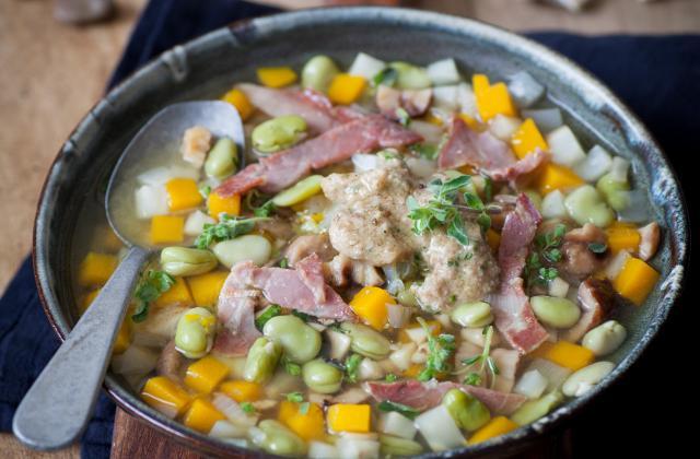 ces 5 soupes que l'on peut servir en plat unique - Photo par Fédération nationale des Légumes Secs