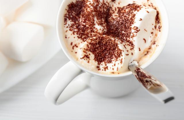 Chocolat chaud - Photo par 750g
