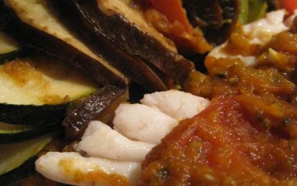 Ratatouille comme dans le film - Photo par noviceencuisine
