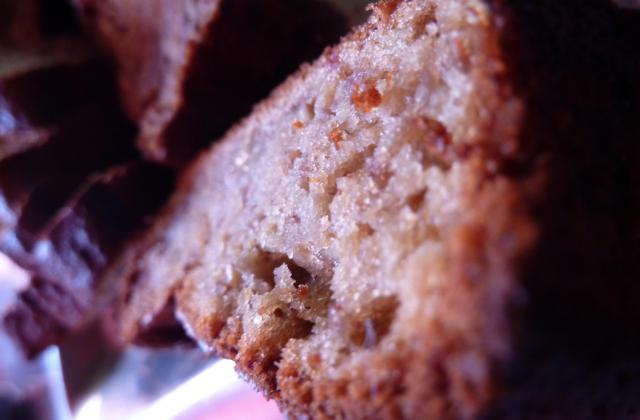 Banana bread sans lactose ! - Photo par uneviesanslactose wordpress com