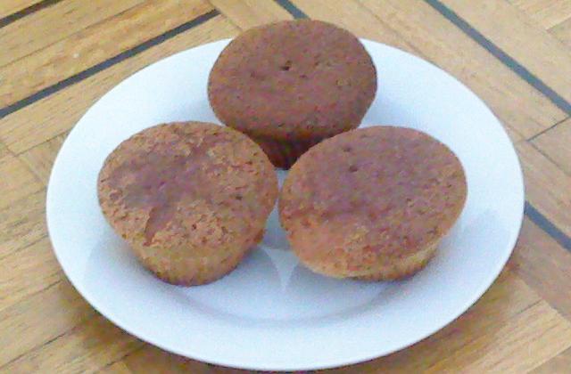 Muffins chocolat blanc - Photo par kinkym