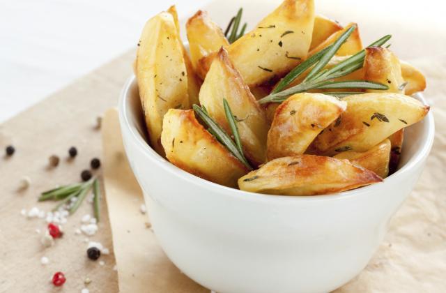 Potatoes maison - Photo par la cuisine caro