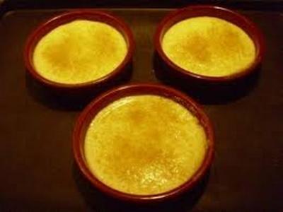 Crème catalane fait maison - Photo par pitiwa