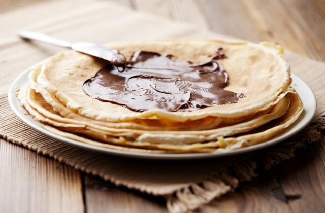 Crêpes au Nutella - Photo par Pascale Weeks