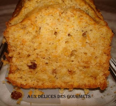 Cake à la carotte - Photo par fimere2