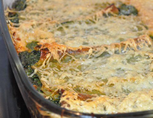 Cannellonis italiens aux épinards et ricotta - Photo par recettyw