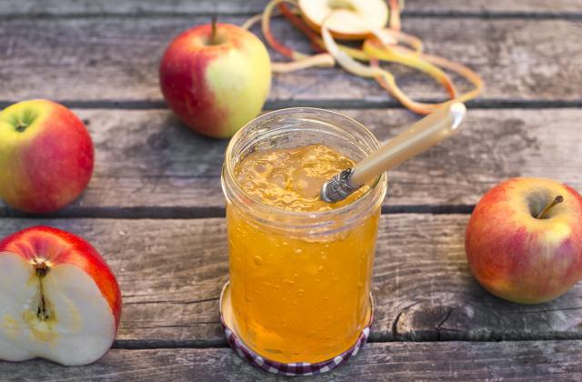 Comment recycler ses trognons et épluchures de pommes ? - Photo par 750g