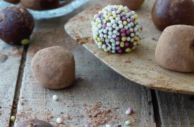 """Energy balls aux dattes medJool (""""reine des dattes"""") - Photo par Ingrid Bernard"""