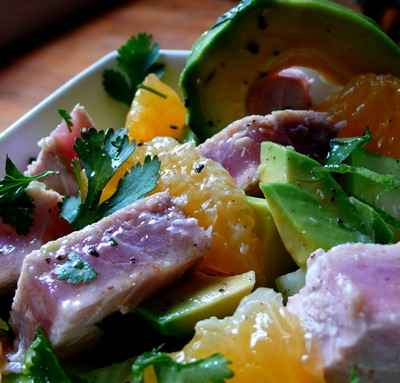 Salade Jamaicaine - Photo par Lilibox
