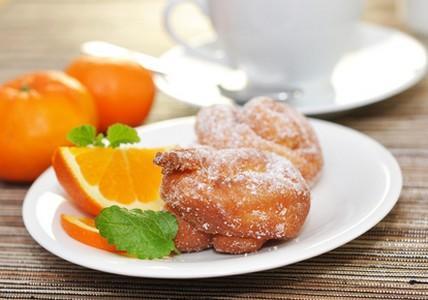 Beignets d'orange à la cannelle - Photo par Negrita