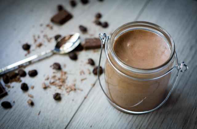 Mousse chocolat café - Photo par 750g