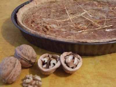 Tarte aux noix - Photo par magcui