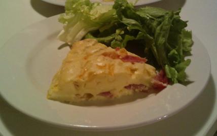 Flan au jambon - Photo par mr denif