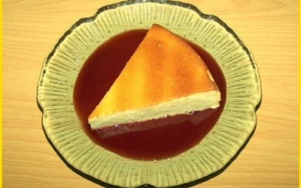 Gâteau au fromage blanc - Photo par biscottine
