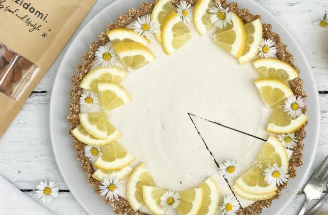 Tarte gourmande au citron - Photo par Kazidomi