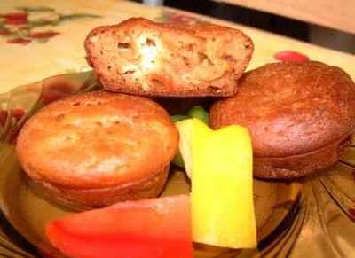 Muffin à la mexicaine - Photo par derfre