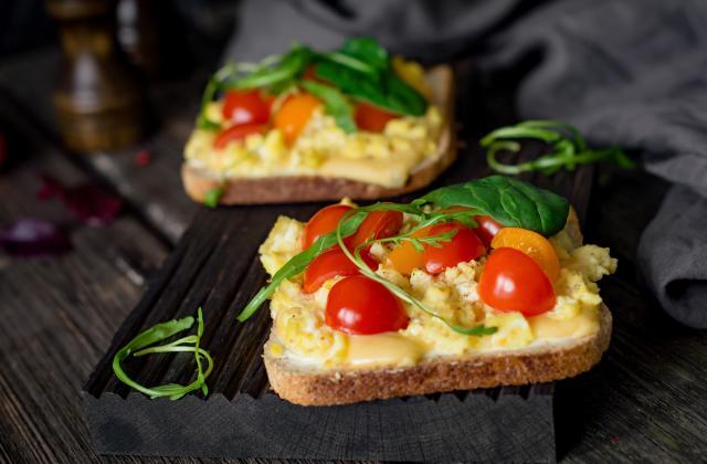 7 tartines repas à s'en lécher les doigts - Photo par Bérengère