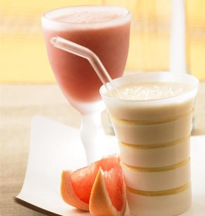 Smoothies au pamplemousse de Floride - Photo par 750g