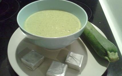 Soupe à la courgette - Photo par berthod marie