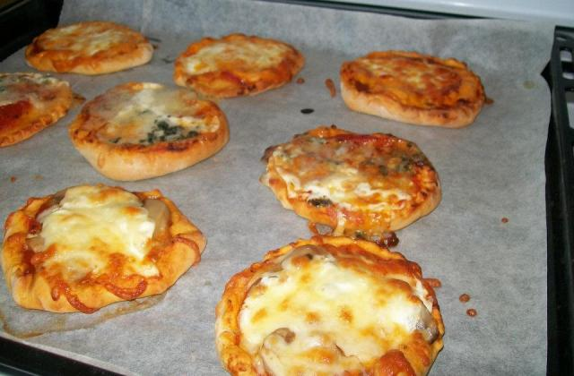 Mini pizzas - Photo par ayadis