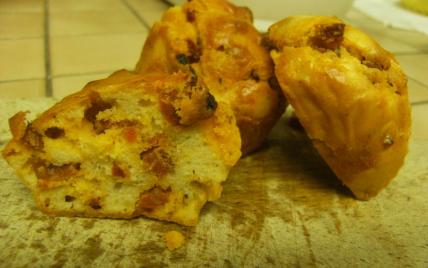 Muffins au chorizo - Photo par gaesch