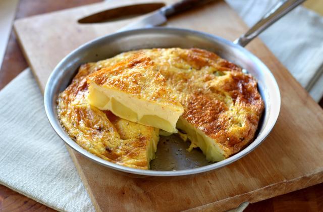 Tortilla aux pommes de terre - Photo par Silvia Santucci