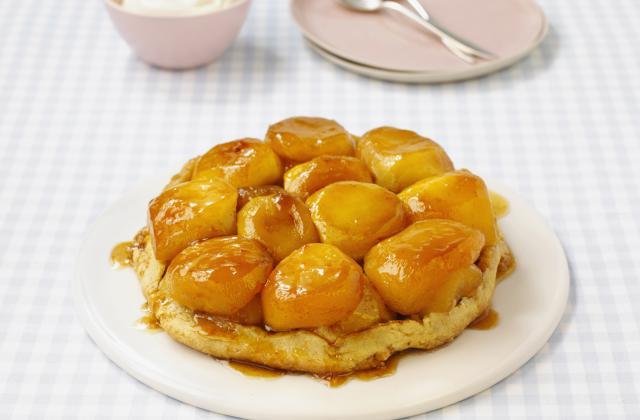 Nos meilleures recettes de tartes tatin salées et sucrées - Photo par 750g