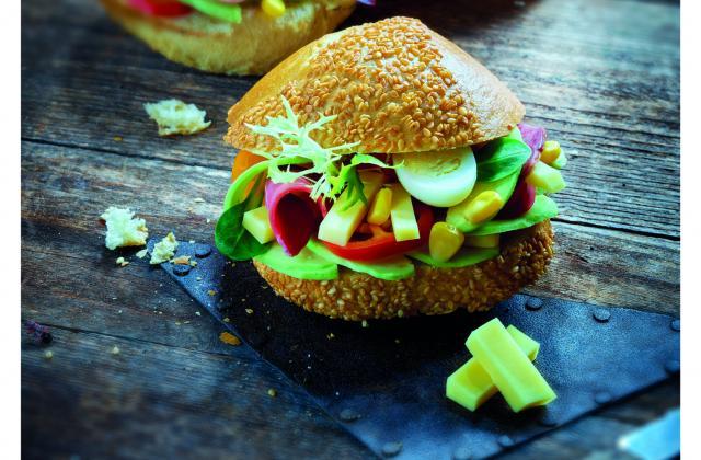 """Sandwich """"Al'Pain"""" - Photo par Beaufort"""