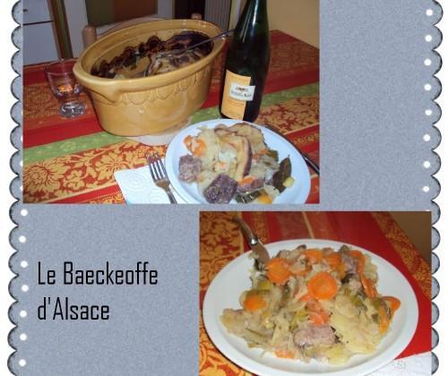Baeckeoffe d'Alsace - Photo par severi0Y