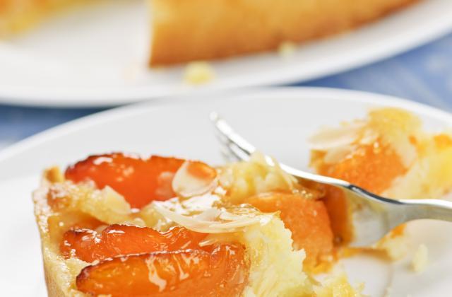 Tarte amandine aux abricots - Photo par ismael2