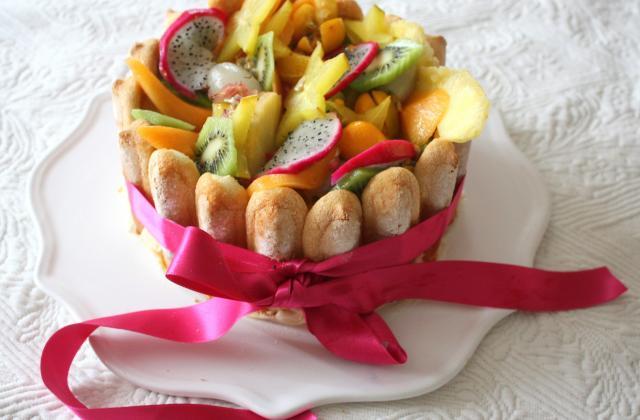 5 chouettes desserts avec des litchis frais - Photo par MyCulinaryCurriculum