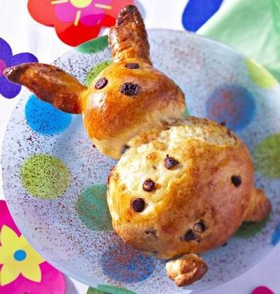 Lapins aux pépites de chocolat - Photo par Cedus Le sucre