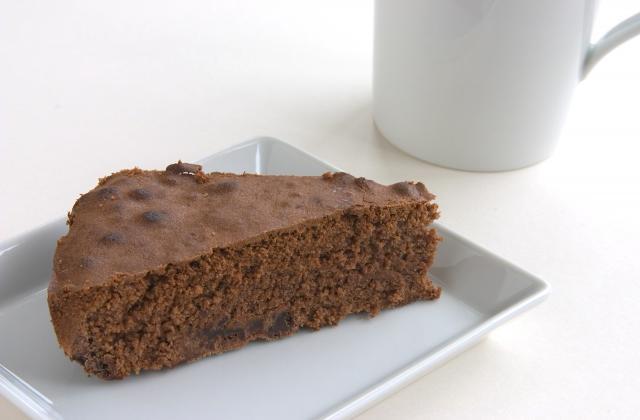 Gâteau au chocolat inratable - Photo par douchka