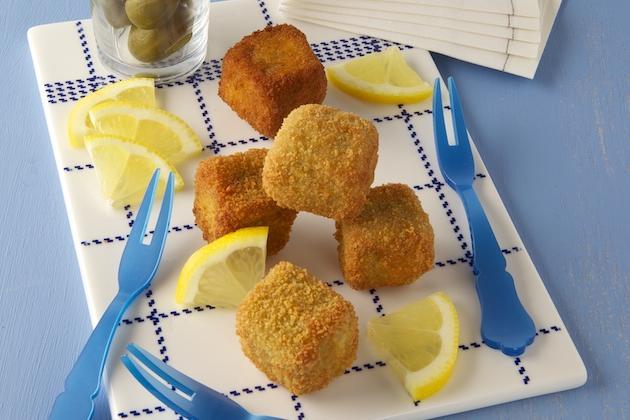 Cromesquis de sardines généreuses - Photo par Connétable