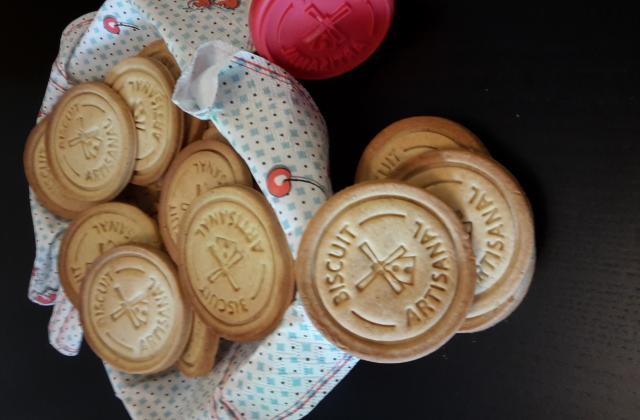 Biscuits secs miel et épices - Photo par patisserie.news