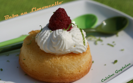 Baba au limoncello - Photo par linoue